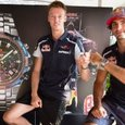 Toro Rosso's awesome new timepiece