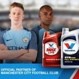 Valvoline to keep Manchester City moving