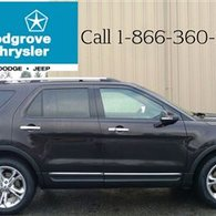 2013 Ford Explorer Limited 4X4 Leather...