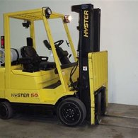 1998 Hyster S50XM