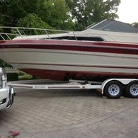 1988 Sea Ray Boats Weekender Touring