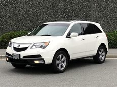 2013 Acura MDX 6sp at LOW KMS!