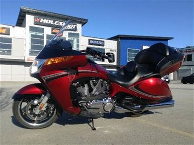 2013 Victory Motorcycles Vision Tour